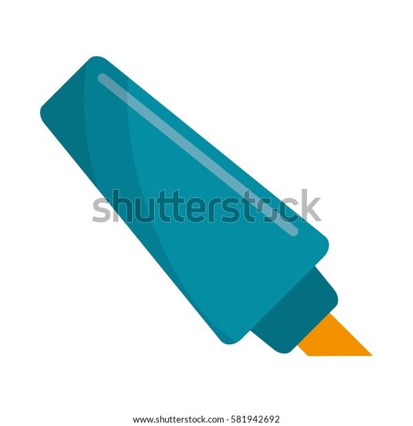 marker write school utensil