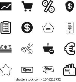 market vector icon set such as: blue, e-mail, tax, long, new, present, secure, safe, corner, progress, rich, decline, infographic, postage, golden, offer, european, frame, handle, savings, safeguard