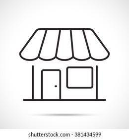 Marketplace icon.