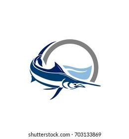marlin fish globe