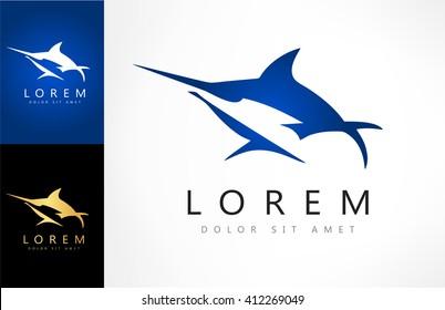 Marlin vector logo