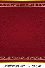 Burgundy And Gold Background Images Stock Photos