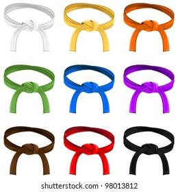 Martial Art Belt Rank System