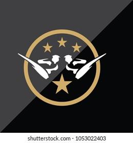 Martial Art Logo