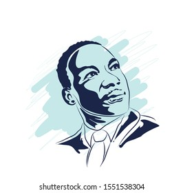 Martin Luther King. I have a dream