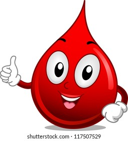 red blood drop clip art images stock photos vectors shutterstock rh shutterstock com Blood Drop Cartoon Character Blood Drop Clip Art Black and White