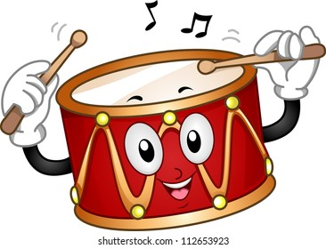 Drummer Cartoon Images Stock Photos Vectors Shutterstock