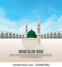masjid nabawi vector images stock photos vectors shutterstock https www shutterstock com image vector masjid nabawi madina tun nabi saudia 1549087082