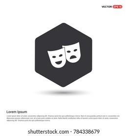 Mask Icon - EPS 10
