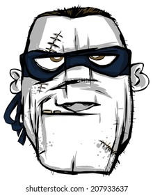 Masked robber