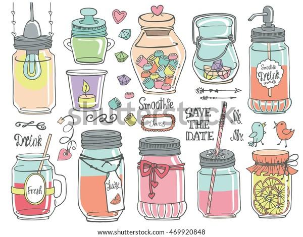 Canning jar datant
