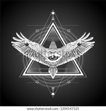 Masonic symbolAll seeing eye