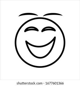 Masquerade icon design. Theatre masks icon in trendy flat style design