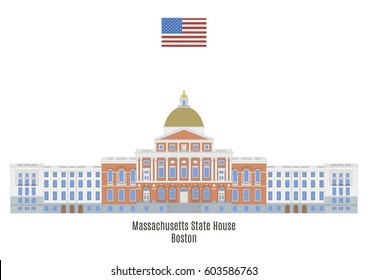 Massachusetts State House, Boston, United States of America