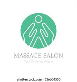 Massage logo