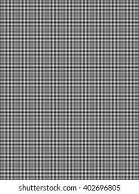 massive black and white pattern