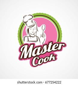 Master Cook Logo Symbol Icon