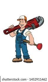master plumbing tools repair man's man