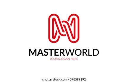 Master World Logo