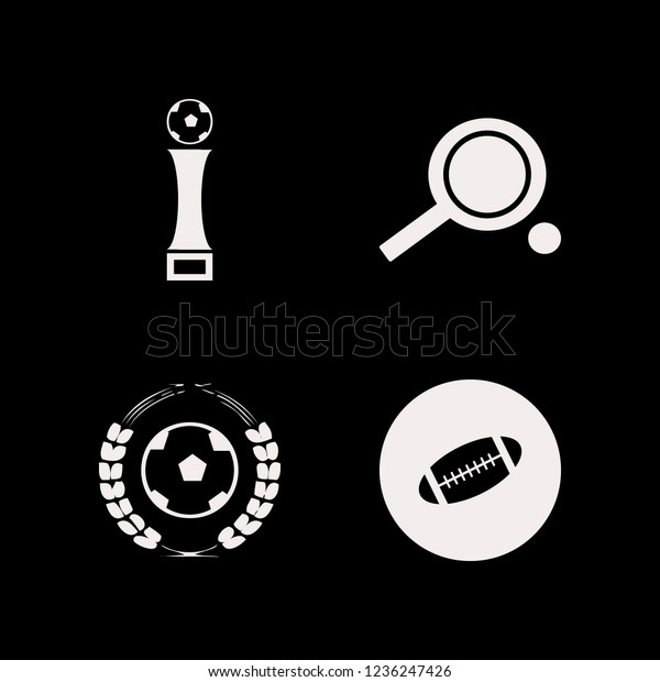 match icon match vector icons set stock vector royalty free 1236247426 shutterstock