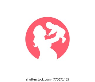 maternity logo vector