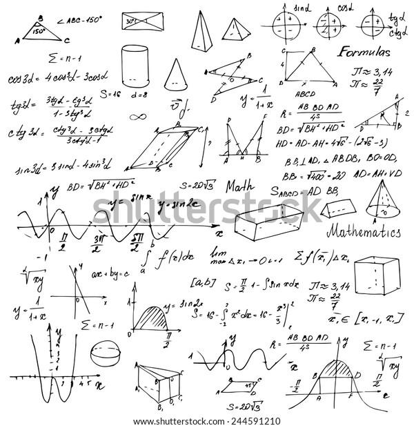Die 46 besten Bilder von Nützliches | Mathe formeln