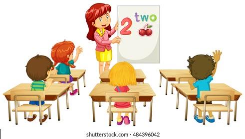 Teacher Clipart Images, Stock Photos & Vectors   Shutterstock