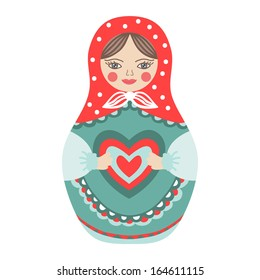 Matrioshka, vector