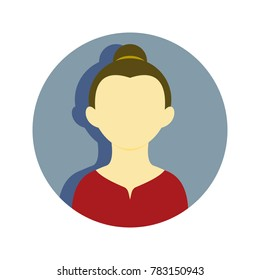 hair tied images, stock photos & vectors | shutterstock