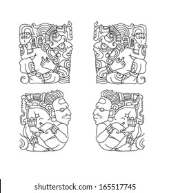 1000 Mayan God Pictures Royalty Free Images Stock Photos And