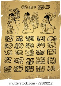 Mayan hieroglyphs, part 2