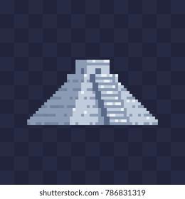 Imágenes Fotos De Stock Y Vectores Sobre Pixel Pyramid