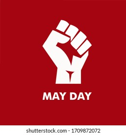 Mayday poster event, mayday celebrate, happy mayday, International Workers' Day