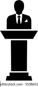 Mayor pictogram