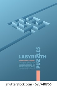 Maze or labyrinth