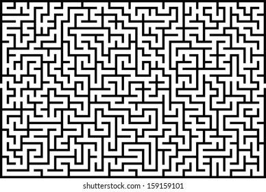 maze (vector)
