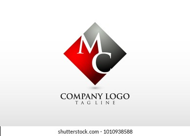 mc/cm company logo vector