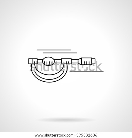 Metrology Scale Symbol Topsimages