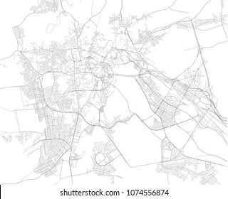 Mecca Map Images, Stock Photos & Vectors | Shutterstock on