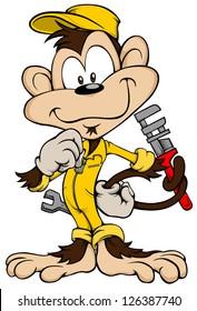 Mechanic Monkey