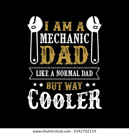 Mechanic Quotes Extraordinary Mechanic Saying Quotes 48 Vector Best Stock Vector Royalty Free