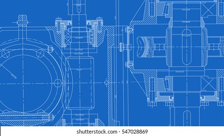 Engineering Drawing Images, Stock Photos & Vectors | Shutterstock