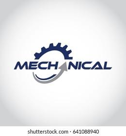 Mechanical Engineering Logo Images Stock Photos Vectors
