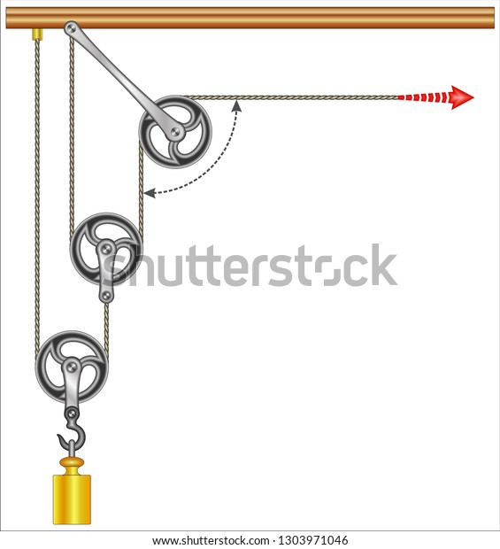 Movable Pulleys | ClipArt ETC