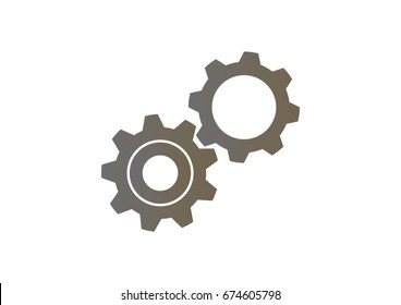 Mechanism Icon Vector.
