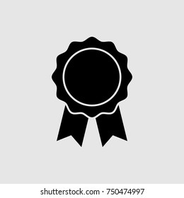 medal vector icon