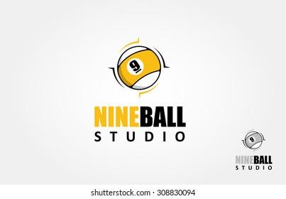 It's a Media company logo or film production studio or audio-visual studio.