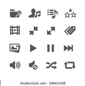 Media Player // Apps Interface