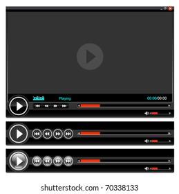 Media player interface