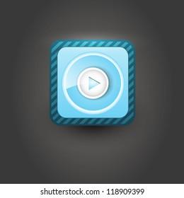 Media power icon